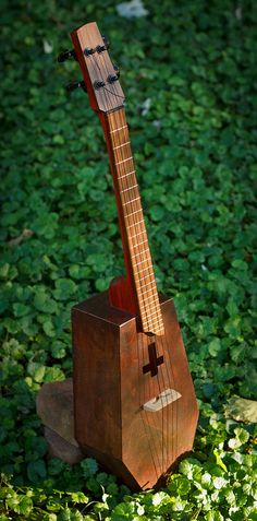 coffin ukulele - I actually contacted the maker on this. It looks cool, but he said the woods are a bit heavy for good tone.