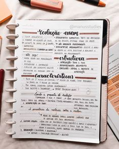 School Organization Notes, Study Organization, School Notes, College Motivation, Study Motivation, Bullet Journal School, Bullet Journal Ideas Pages, Schrift Design, Study Planner