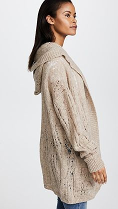 Free People Lemon Drop Cardigan Photographer Outfit, Your Style, Free People, High Neck Dress, Turtle Neck, Female, Sweaters, Lemon, Fashion Design
