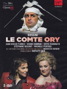 We have even dabbled into opera. Love Juan Diego Florez and Diana Damrau. We saw this at the Metropolitan Opera in New York.