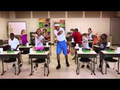 """Our Move To Learn """"Work That Body!"""" fitness video for grades K-6. Learn how to use our videos in your #classroom at www.movetolearnms.org!"""