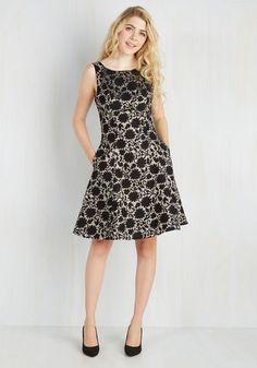 Sorrento Sparkle Dress   Mod Retro Vintage Dresses   ModCloth.com