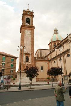 Caltagirone, province of Catania , Sicily