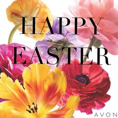 Happy Easter to our Avon Representatives & Followers! Wishing you a wonderful day with family and friends.