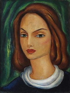 """""""mujer"""" Victor Manuel García 1897-1969"""