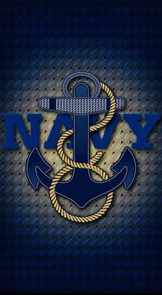 Us Navy Wallpaper, Anchor Wallpaper, Nautical Wallpaper, Apple Wallpaper, Navy Military, Military Art, Navy Tattoos, Tatoos, Navy Ranks
