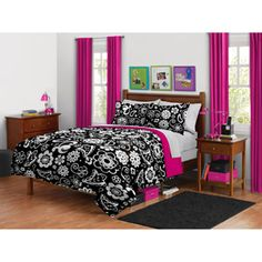 your zone reversible damask bedding comforter set