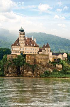 Cruising Wachau Valley, Schonbuhel #Rivercruise #travel