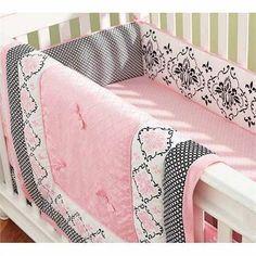 Lambs & Ivy Duchess Crib Bedding Set