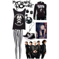 mcr outfit