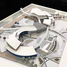 Watch the Best YouTube Videos Online -   Gsd Thesis Model by @insudeisgn a profe... #Gsd #insudeisgn #model #online #profe #Thesis #Videos Concept Models Architecture, Cultural Architecture, Futuristic Architecture, School Architecture, Architecture Plan, Amazing Architecture, Hospital Design, Arch Model, Thesis