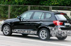 BMW X3 (F25) auto - http://autotras.com