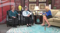 """SLOCA talks Ovarian Cancer Awareness on KMOV's """"Great Day St. Louis"""""""