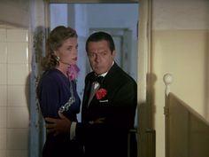 """Alexandra King e Marcello Mastroianni in """"La pelle"""" (dir. Liliana Cavani)"""