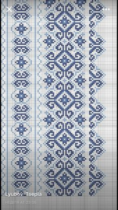 Luanaamelia Russo's media content and analytics Cross Stitch Embroidery, Embroidery Patterns, Hand Embroidery, Stitch Patterns, Knitting Patterns, Crochet Patterns, Cross Stitch Letters, Cross Stitch Borders, Cross Stitch Designs