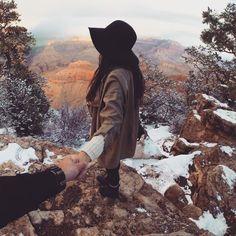 follow me to Grand Canyon