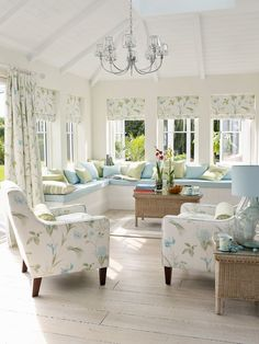 12 Ideas for Decorating with Soft Colors. 12 Ideas for Decorating with Soft Colors - Town & Country Living. living room decor farmhouse Check this useful article by going to the link at the image. Coastal Living Rooms, Home Living Room, Living Room Designs, Living Room Decor, Cottage Living, Coastal Cottage, Ashley Home, Beach House Decor, Home Decor