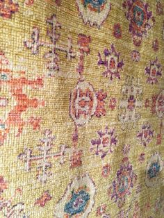 Colorful new rug introductions! Loving it! Dwelling & Design