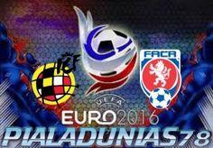 Prediksi Skor Bola Spanyol vs Republik Ceko 13 Juni 2016