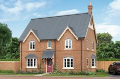 The Bicton R | Davidsons Homes