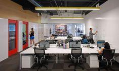 Oficinas de AOL diseñadas por O+A http://www.o-plus-a.com/portfolio/395-page-mill-first-floor/