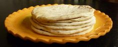 Bread Baking: Lemon Basil Flatbreads | Serious Eats: Recipes - Mobile Beta!""
