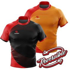 c55fc73be48 Sublimation Reversible Rugby Shirts UK manufactured within 2 weeks from Scorpion  Sports in Coventry. Rugby