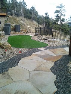 Flagstone Pathway and Steps8 Flagstone and Slate Walkway Ideas   Flagstone walkway  Flagstone  . Flagstone Sidewalk Pictures. Home Design Ideas