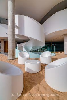 Baobab Suites - Entrance Hall