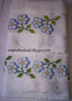 toalhas de banhos bordadas ibitinga - Pesquisa Google