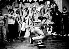 B-boys Hitting The Floor