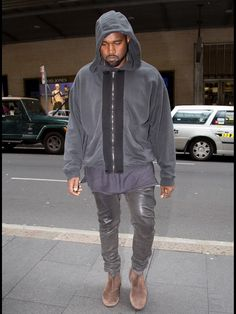 Kanye out & about in Sydney, Australia 9/12/14
