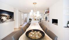 Interior by Studio Jan des Bouvrie | #interior #kitchen #design #architecture #interieur #table #living