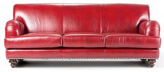 Casablanca   Leather Couch   Luxury of Leather