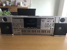 Casio KX 101 Vintage Boombox Stereo  | eBay