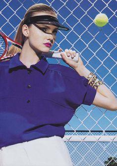 Tennis & fashion