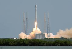 Spaceflight Now   Falcon Report   Falcon 9 rocket launches Orbcomm