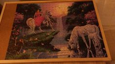 Another puzzle finished - Magical Unicorn
