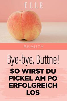 So wirst du Pickel am Po erfolgreich lospickel #po #haut #skin #buttne #hautpflege #skincare #ellegermany