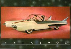 1954 Ford FX-Atmos