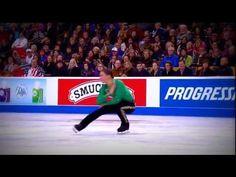 ▶ Riverdance on Ice - Figure Skating Championships 2014 - YouTube