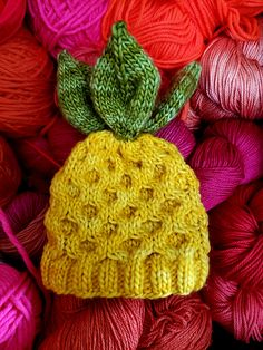 Ravelry  Pineapple hat pattern by Sonya Marie Double Knitting f4c130de55c8