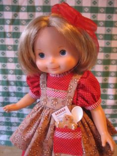 Gingerbread-baking-OUTFIT-for-your-vintage-Fisher-Price-My-Friend-Mandy-Jenny