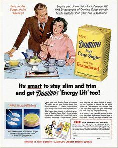 Domino Sugar (1955).