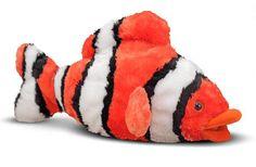 Kids Melissa & Doug - Bubbles Clown Fish