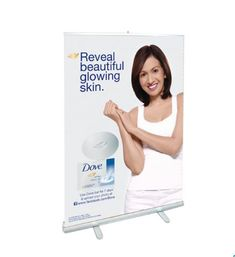 Shop now the wide range of banner stands for your trade shows or any events with full-color graphics, available in many shapes and sizes with the warranty. Retractable Banner, Banner Stands, Vinyl Banners, Business Presentation, Trade Show, Exhibitions, Glowing Skin, Corporate Events, Promotion