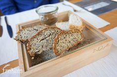 glutenfreies Brot im Noglla Wiesbaden