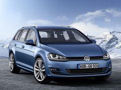 Volkswagen Golf TSI BlueMotion Variant (2013). mk7