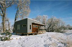 Yellowstone Lodge cabin