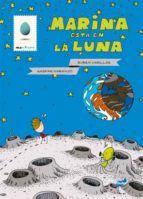 La Tierra es un planeta moribundo, contaminado, sin recursos, y la humanidad tiene que emigrar al espacio. A Marina le toca la Luna, pero añora a sus amigos, sus paisajes... Paseando por la Luna, dentro de un cráter, encuentra a Zap, que es un selenita, y se hacen amigos.